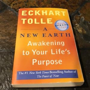 2 for $10/ Eckhart Tolle